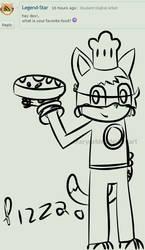 Ask Dexter The Cat - 1 by CrazyCatDex