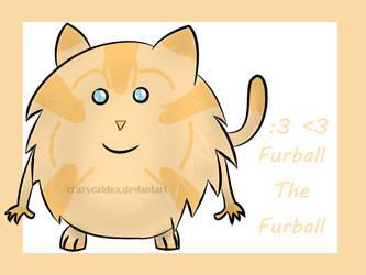 Furball The Furball (AKA cat XD) AT Sidekick FC by CrazyCatDex