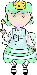 eH....Furry Fairy Princess Adventure Time FC by CrazyCatDex