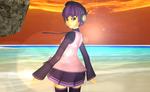 MMD Defoko's day at the beach