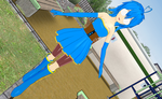 MMD - Blind balance by amiamy111