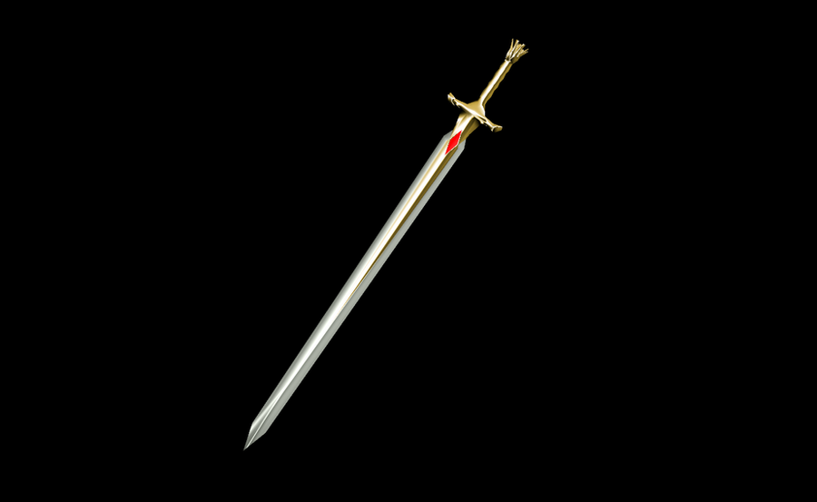 one of the many sword to be in the sword pack by amiamy111