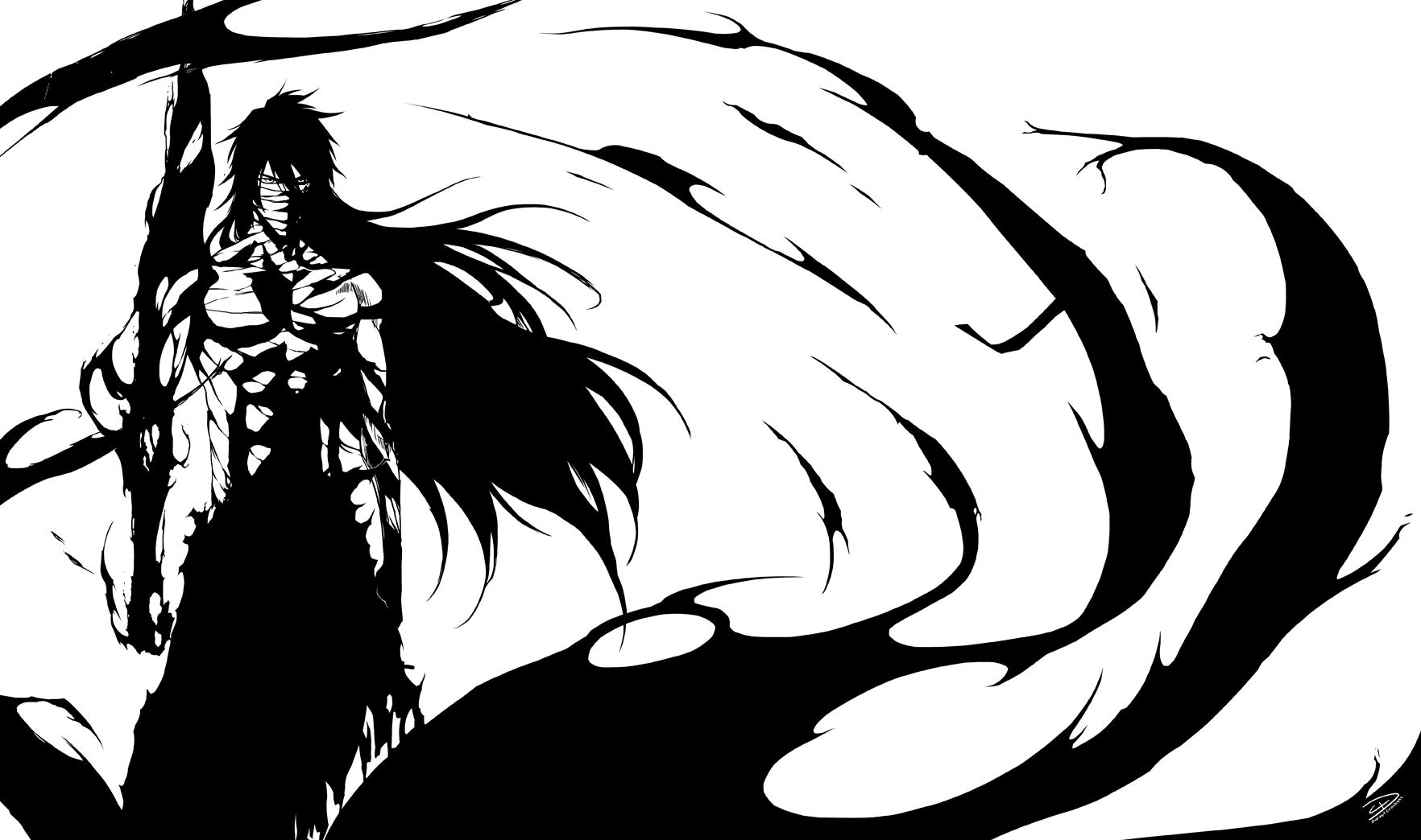 Mat WIP: Bleach - Ichigo by ideallyRANDOM on DeviantArt