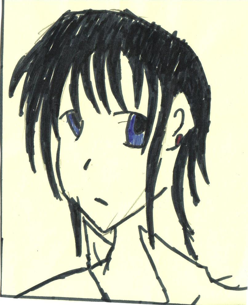 Anime Little Kid Boy Black Hair Anime Boy With Black Hair by