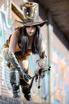 Caitlyn Cosplay: That one's mine!