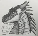 (Day 18) Tuxito | Wings of Fire OC