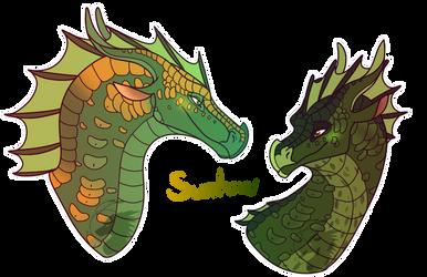 Sunlow | Wings of Fire
