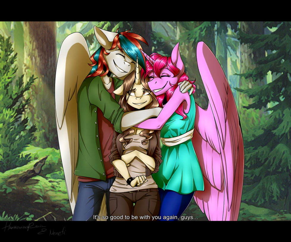 Reunion - collab by Nenefi