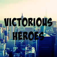 Victorious Heroes by 1234RoseSmith