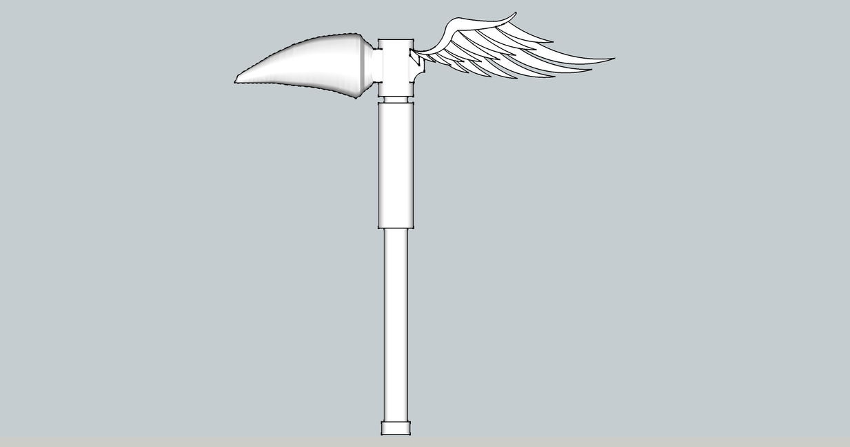Corvus Hammer 5 by S3dition