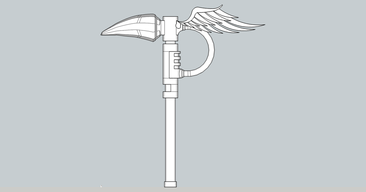 Corvus Hammer 6 by S3dition