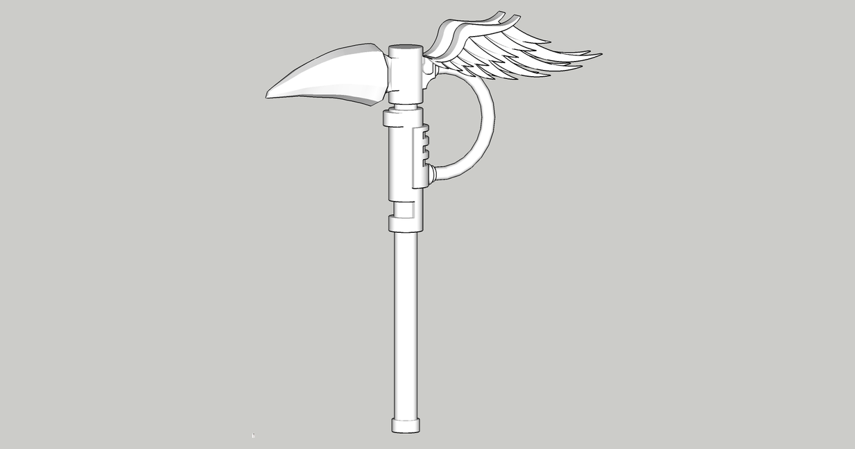 Corvus Hammer 7 by S3dition