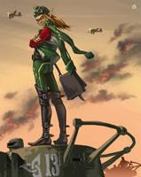 panzer elf by LeValeur
