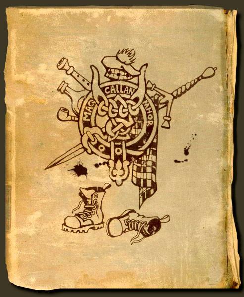 Scottish Clan Tattoos: Scottish Tattoo By LeValeur On DeviantArt
