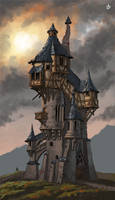 Tower by LeValeur