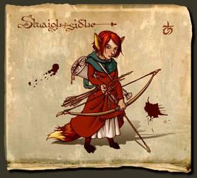 Sluaigh sidhe3 by LeValeur