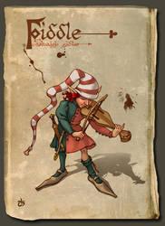 Sluaigh sidhe - fiddler by LeValeur