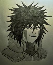 Tsume Inuzuka - Naruto