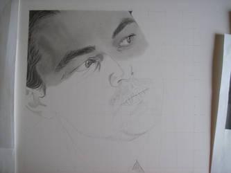 Leonardo DiCaprio by McSho