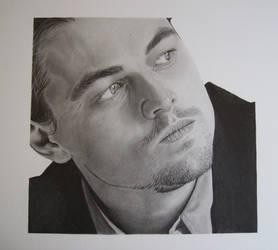 Leonardo DiCaprio finished by McSho