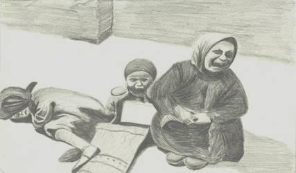Sketchbook project 3
