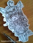 Request : Miikomi by Hazelnutchan