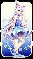 C: Mekomiya by Hazelnutchan
