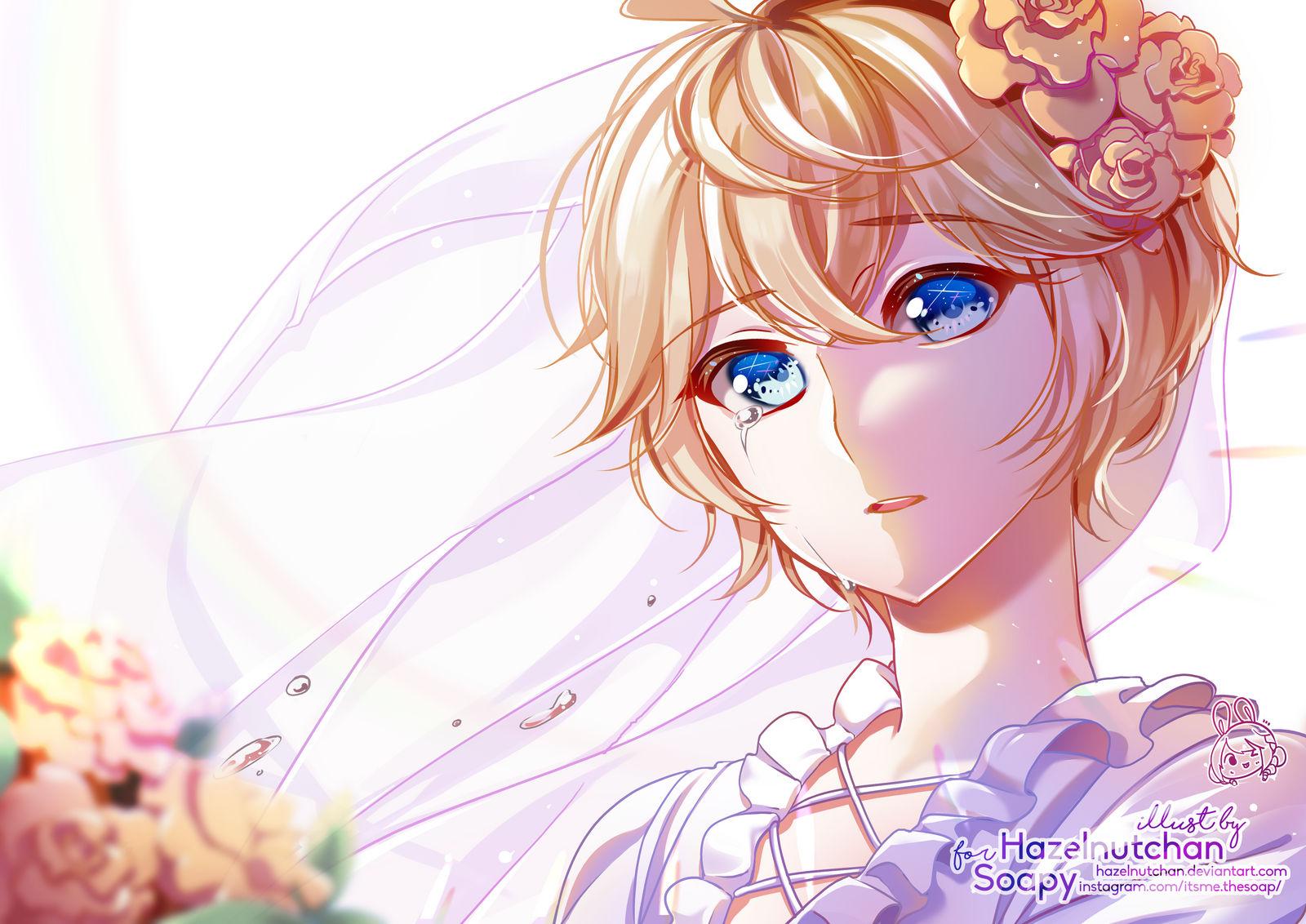 SS: Sad Bride - Soapy