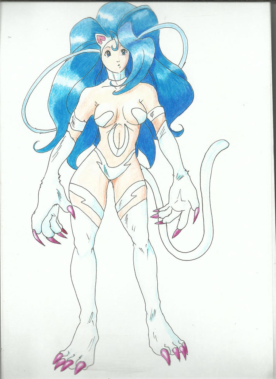 Felicia by Gatomimo