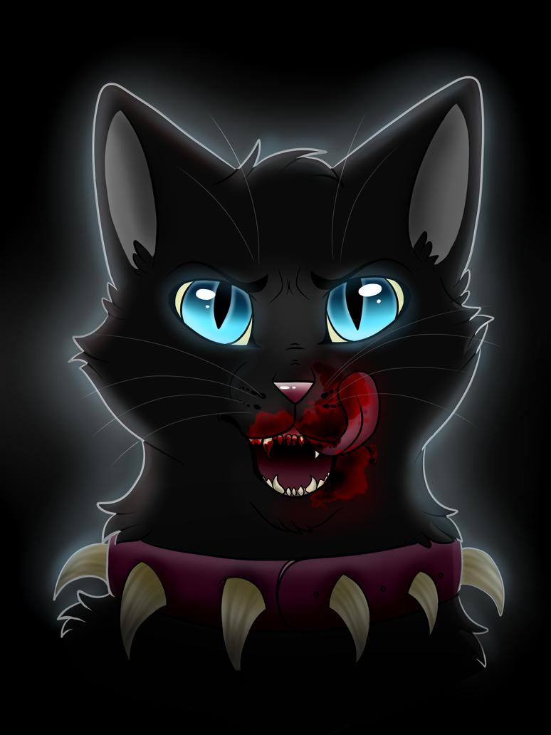 Warrior Cat Scourge Kitten