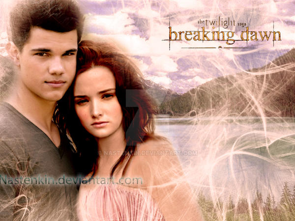 Jacob and renesmee sex