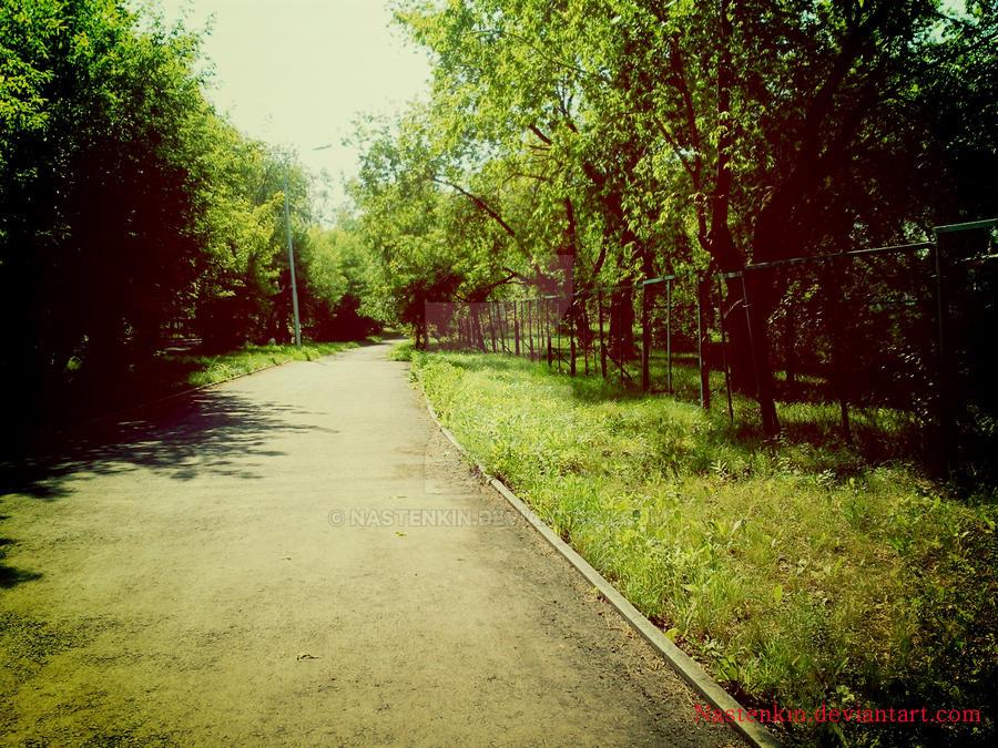 Road 2 by Nastenkin