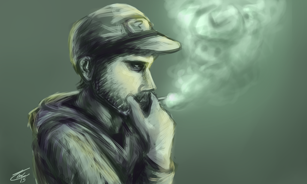 [Vinesauce] Vinny by catc0617