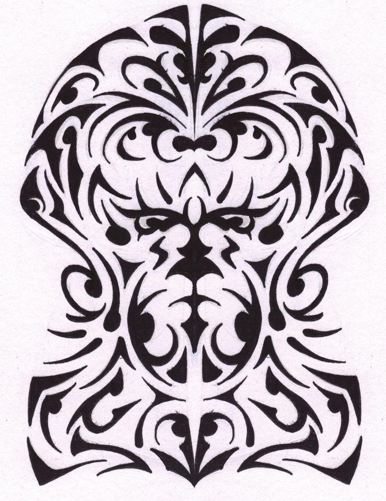 Tribal-Tattoos half_sleeve_tribal_tattoo__cover_up_piece__by_pinsart-d79dll6