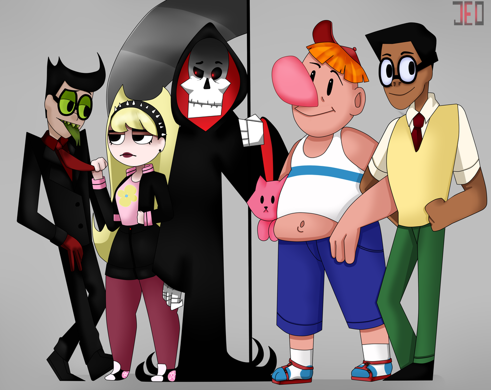 The Grim Adventures of Billy and Mandy by Juanis12345