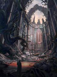 King of Ruins by Minnhagen