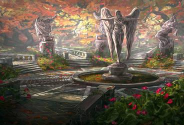 The Garden by Minnhagen
