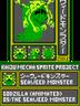 Seaweed Monster by Zombie-Kawakami
