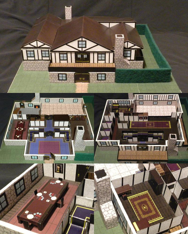 Parchwood Manor by Zombie-Kawakami