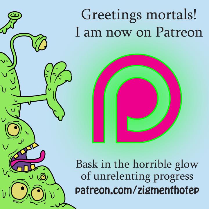 Patreon by Zombie-Kawakami