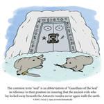 A Fantastically False Fact About Seals