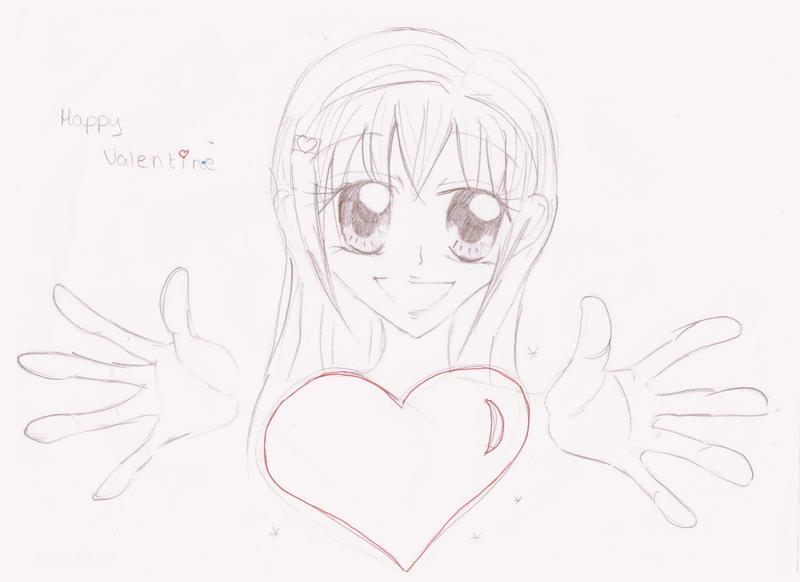 Valentine by Chiiichiii
