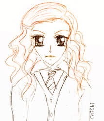 Hermione Granger by Chiiichiii