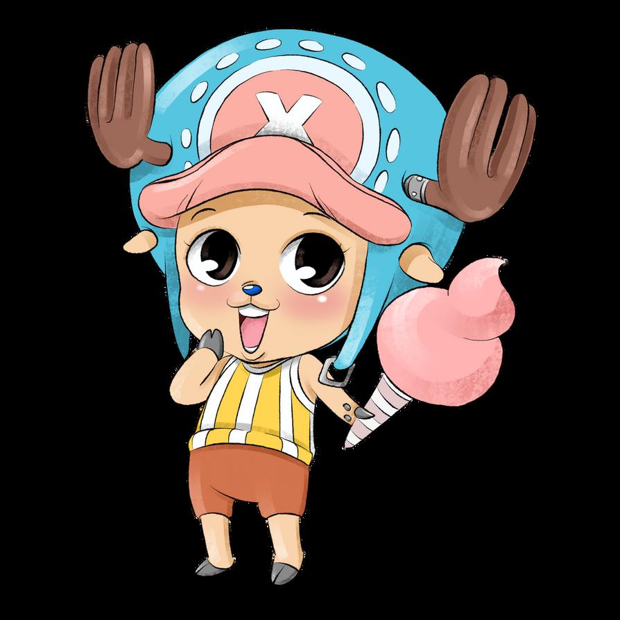 Chibi Chopper by ChiliChocolateCake on DeviantArt