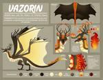 TheHarrowedSoul - Vazorin Reference SFW