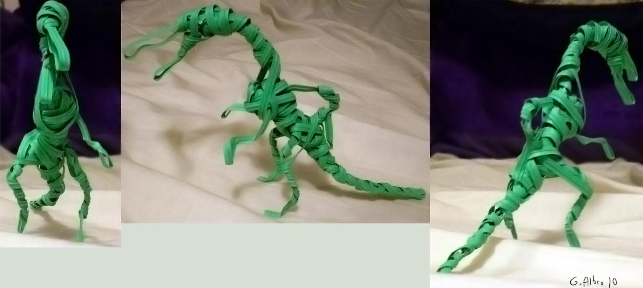 twist spinosaurus by disgustiphage