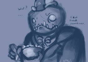 its not that weird by disgustiphage