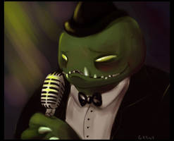 i like to sing-a by disgustiphage
