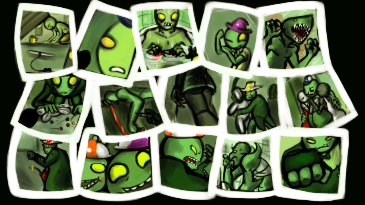 The Felt (Minus Doc Scratch) by yournewlodger on DeviantArt