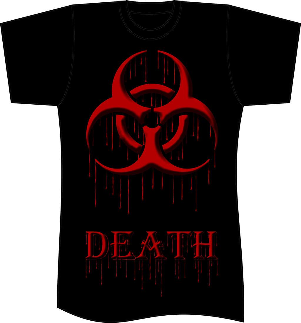 shirt design biohazard logo by reaperhexvampire watch designs ...